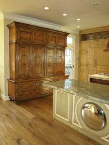 Custom Kitchen by Design in Wood, Andrew Jacobson, Petaluma, Ca