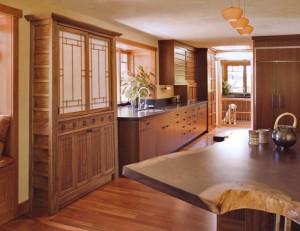 Showroom Kitchen by Design in Wood, Andrew Jacobson, Petaluma, Ca