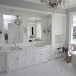Belvedere Bath by Design in Wood, Andrew Jacobson, Petaluma, Ca