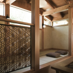 Tatami Room Screens - custom woodwork by Design in Wood, Petaluma, CA. Andrew Jacobson - (707) 765-9885