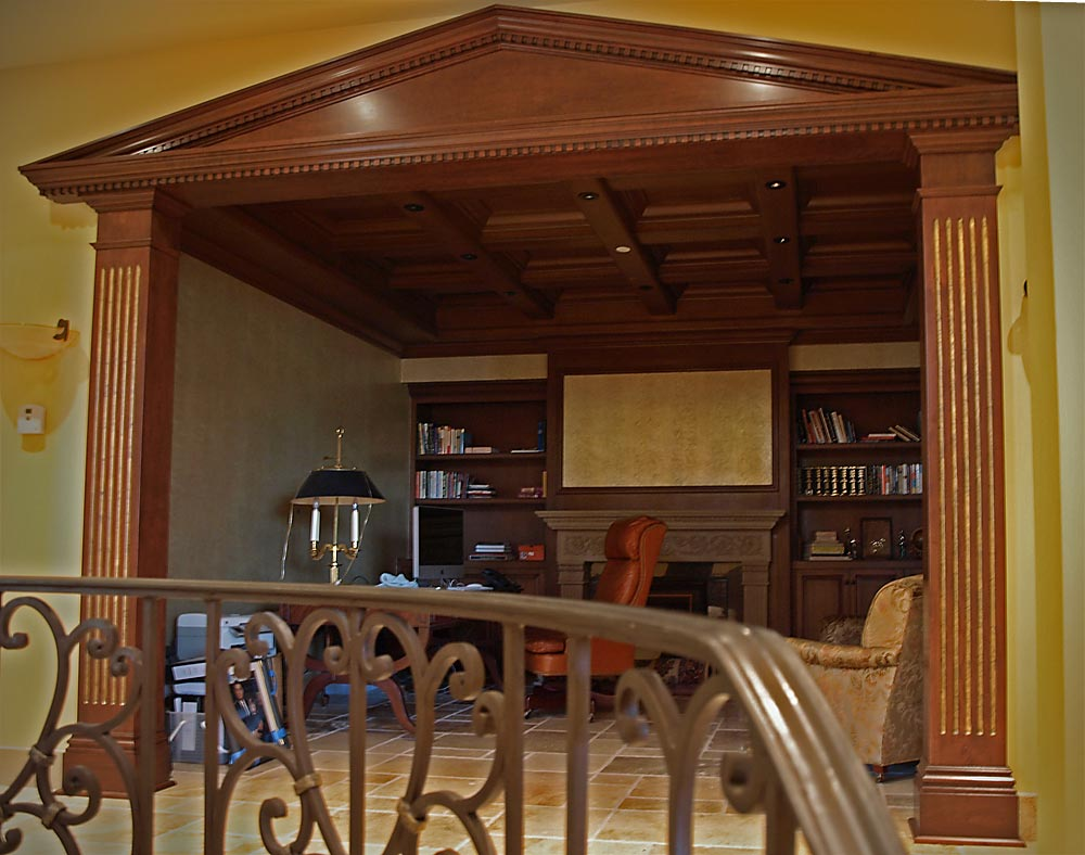 Classical Trim by Design in Wood, Andrew Jacobson, Petaluma, Ca