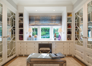 Belvedere Dressing Room by Design in Wood, Andrew Jacobson, Petaluma, Ca