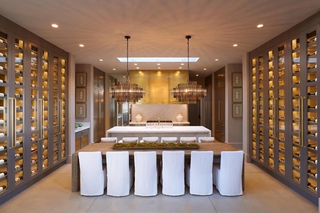 Custom Wine Vaults by Design in Wood, Andrew Jacobson, Petaluma, Ca