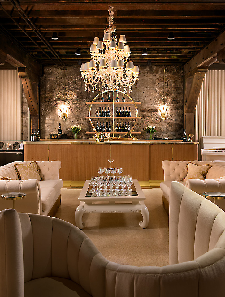 Custom Tasting Room by Design in Wood, Andrew Jacobson, Petaluma, CA