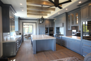Custom Traditional Kitchen by Design in Wood, Northern California Woodworkers