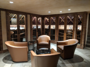 Custom Crafted Private Wine Cellar - by Design in Wood, Petaluma, CA