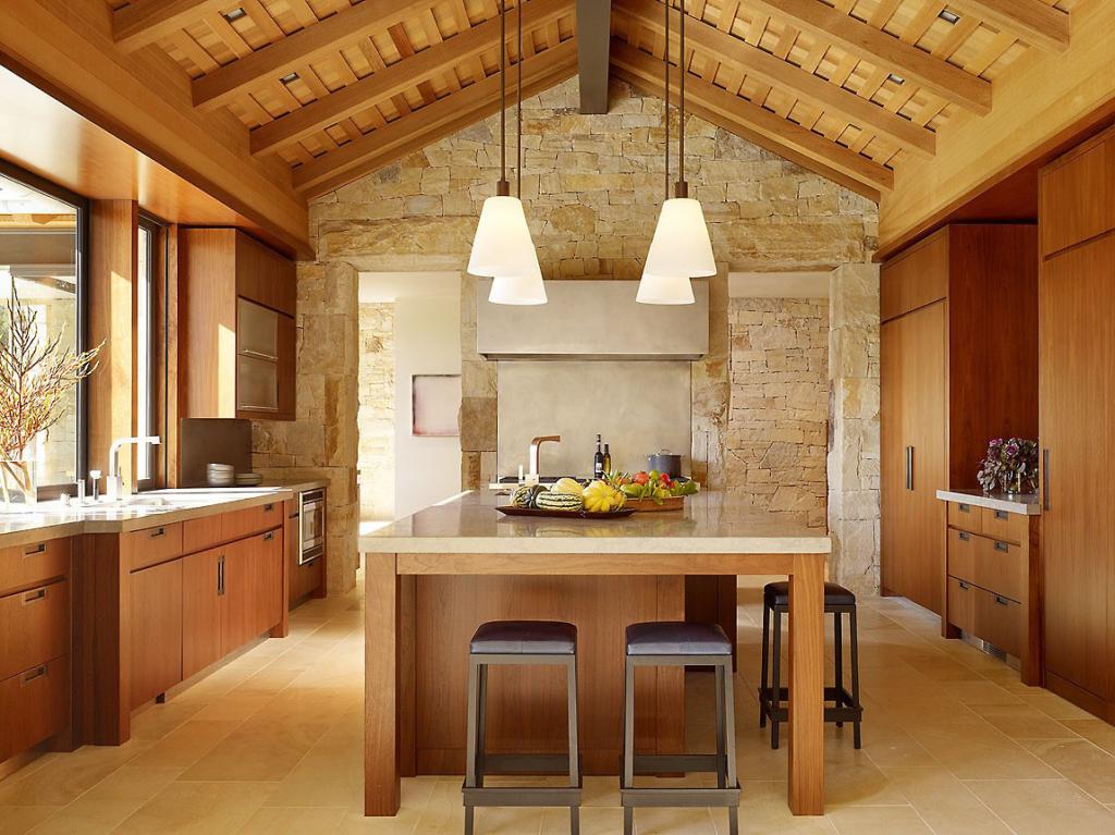Custom Kitchen Woodworking Project by Design in Wood, Petaluma, CA