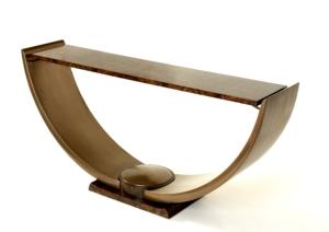 Custom Artistic Wood Table by Design in Wood, Andrew Jacobson, Petaluma, CA